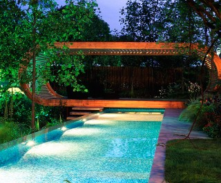 2007 SPATA Award Winner - Gold Award for swimming pool design