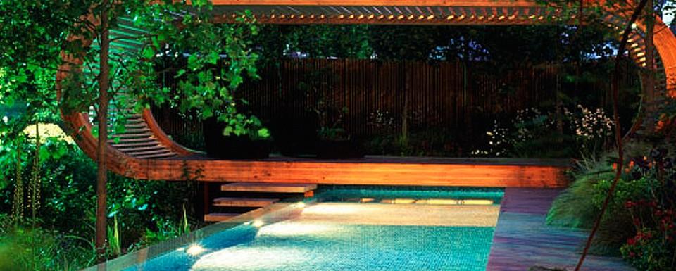 2007 SPATA Award Winner - Gold Award for swimming pool design