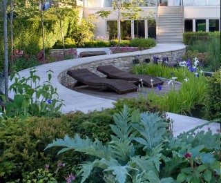 2008 British Association of Landscape Industries Awards - Winner - domestic garden category