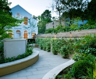 2008 British Association of Landscape Industries Awards domestic garden winner