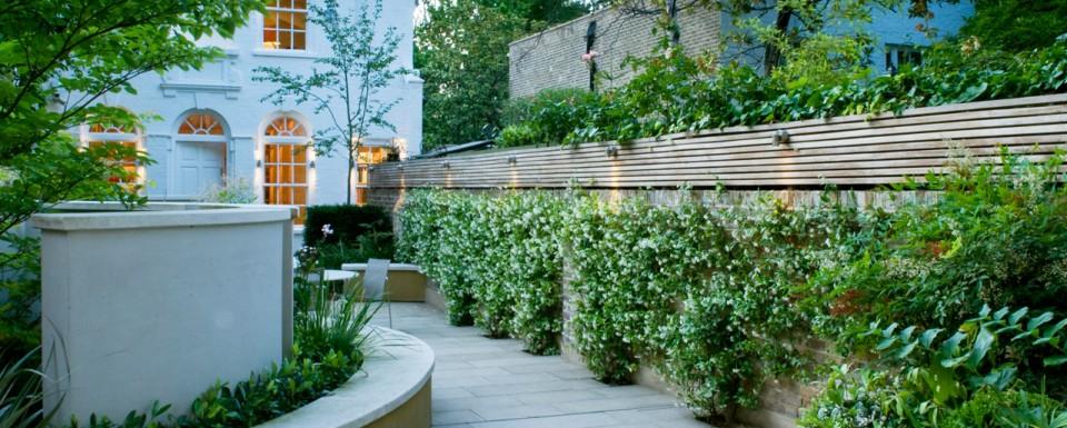 2008 British Association of Landscape Industries Awards domestic garden winner
