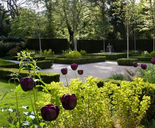 2009 British Association of Landscape Industries Awards domestic garden winner - Modern Parterre