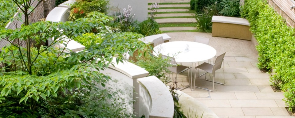 2014 Society of Garden Designers Awards Small residential garden award