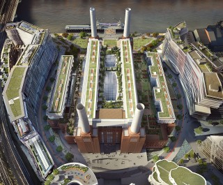 Battersea Power Station - Cover Photo