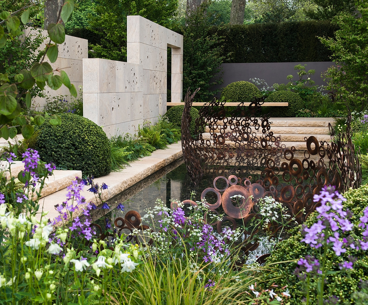 modern garden design - andy sturgeon design