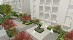 The Avenue St Johns Wood Square London Andy Sturgeon Design