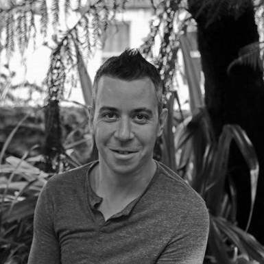 Alick Nee - senior landscape architect and garden designer