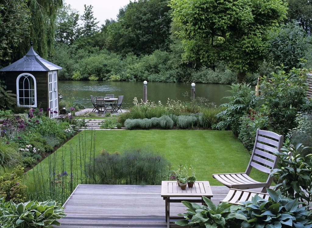 English Country Garden Design | Andy Sturgeon