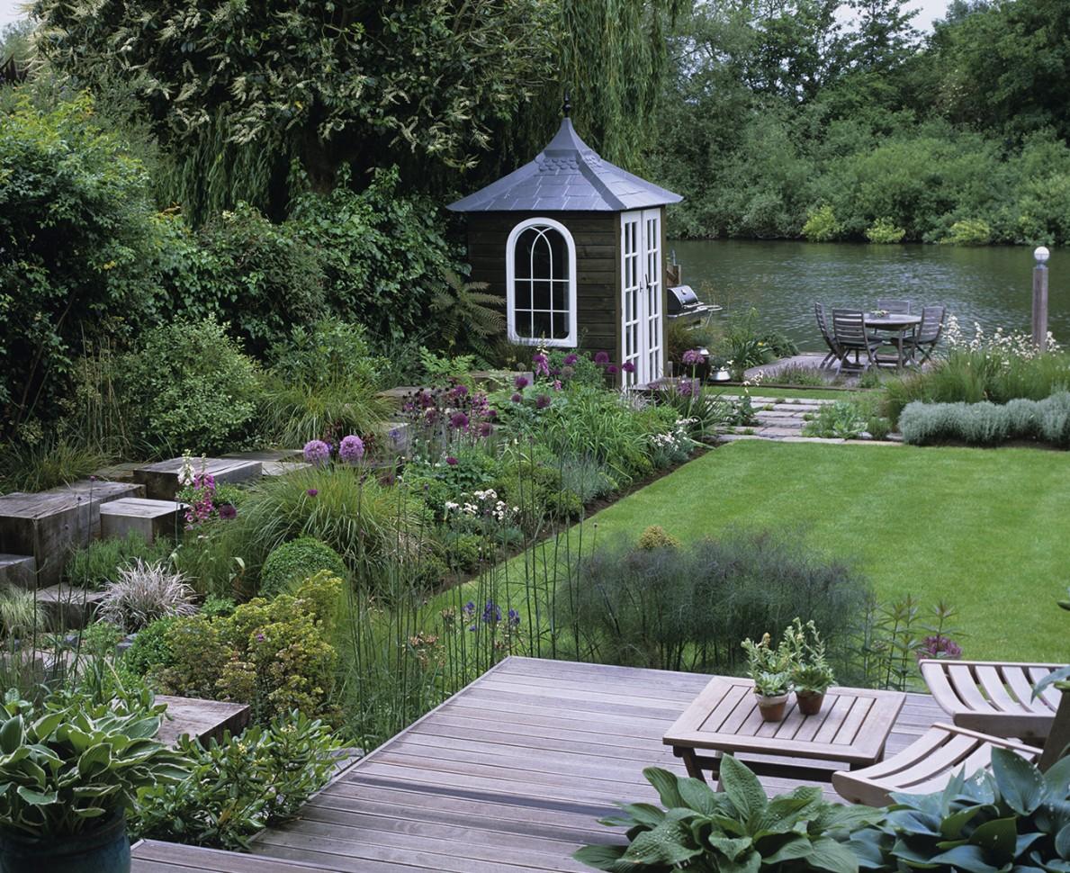 simple english country garden design andy sturgeon with country garden - English Country Garden Design