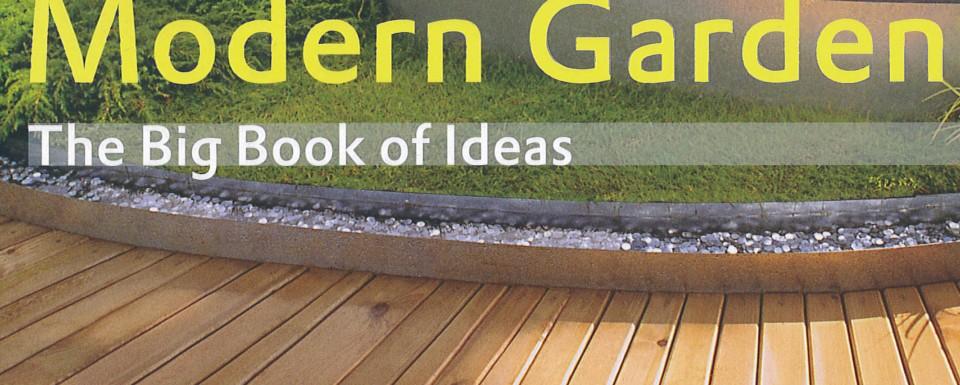 2007_Modern Garden Design_Cover.