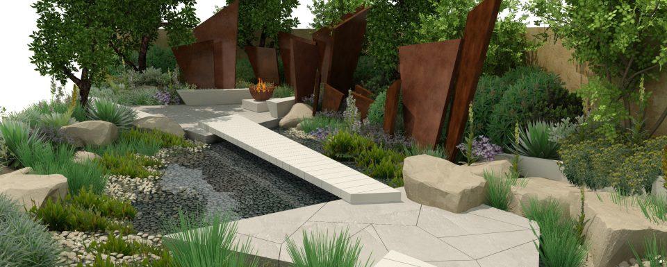 Chelsea 2016 Telegraph garden