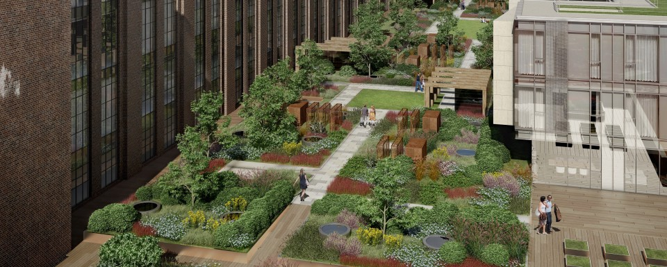 first look at battersea power station roof gardens