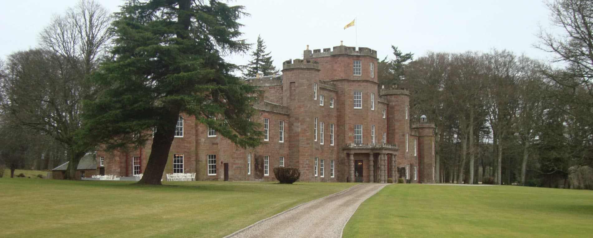 scotland fasque house