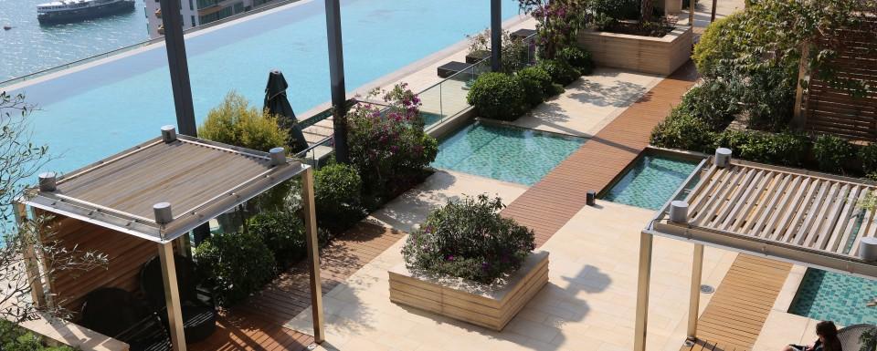 society of garden designers awards westminster terrace
