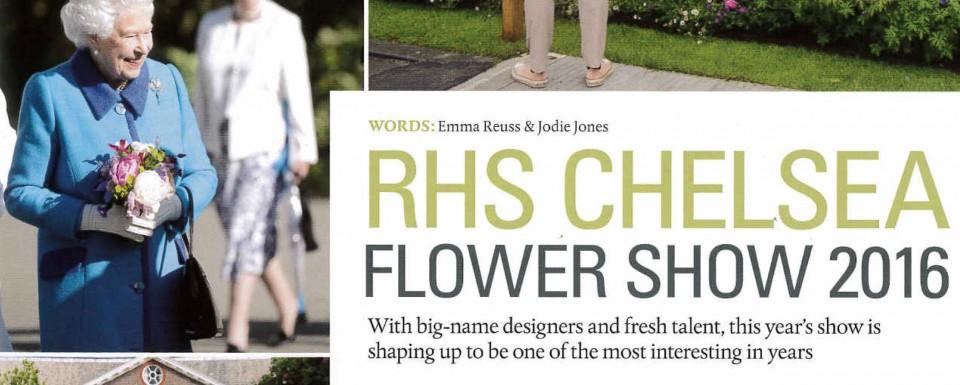 2016_05_Garden Design Journal_RHS Chelsea Flower Show 2016_Cover