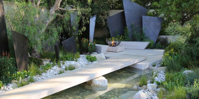 Placeholder Andy Sturgeon Chelsea Flower Show 2016 _ The Telegraph Garden _  Best In Show And Gold