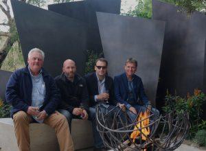 Andy Sturgeon Chelsea Flower Show 2016 _ The telegraph Garden _ Best in Show_ Image Crocus
