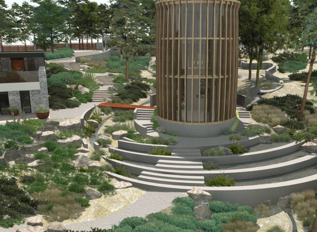 society garden designers