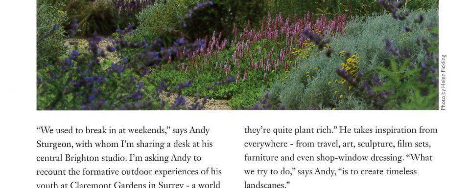 Viva Brighton, Timeless Landscape Creator - Andy Sturgeon, August 2016