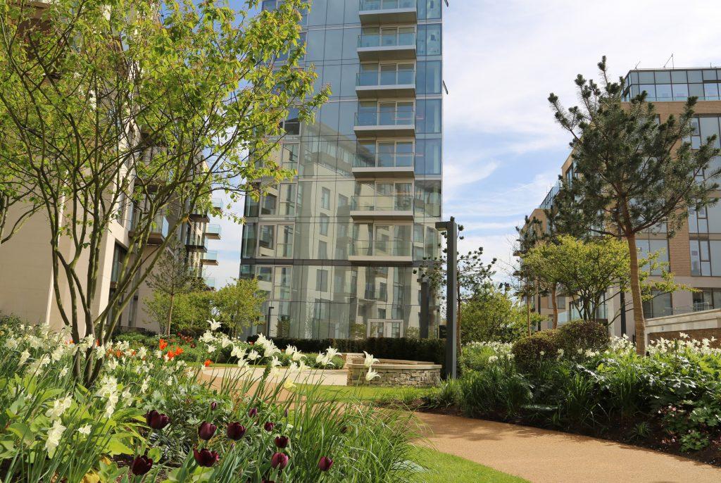 Lillie Square Andy Sturgeon Residential Development London