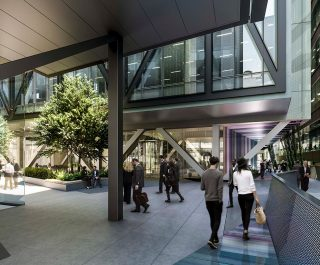 21 Moorfields - an exciting flagship project including a City Garden